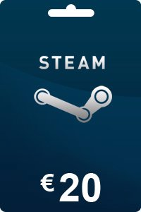 The Cheapest Steam Gift Card 20 Eur In Europe