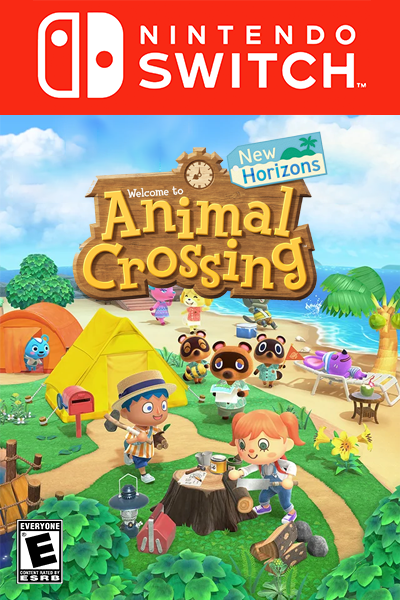 The Cheapest Animal Crossing New Horizons Nintendo Switch In Europe