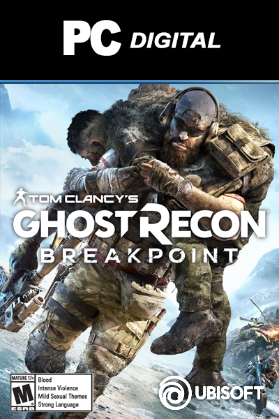 The cheapest Pre-order: Tom Clancy's Ghost Recon: Breakpoint