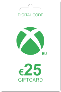 The Cheapest Xbox Gift Card 25 Euro In Europe