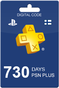 PlayStation Plus 730 days FI