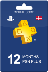 Playstation Plus 365 days DK