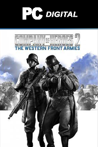 Company of Heroes 2: The Western Front Armies - Oberkommando West PC DLC