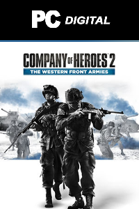 COH2: The Western Front Armies - US Forces DLC PC