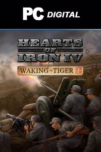 Hearts of Iron IV: Waking the Tiger PC DLC