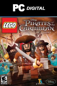 LEGO: Pirates of the Caribbean PC