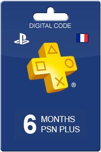 PlayStation Plus 180 Days FR