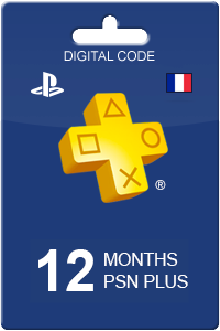 PlayStation Plus 365 Days FR