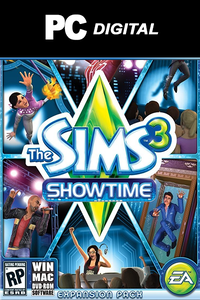 The Sims 3: Showtime DLC PC