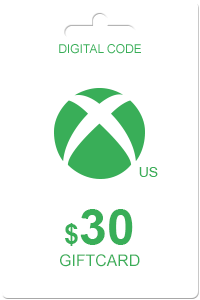 Xbox Gift Card 30 USD