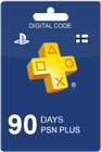 Playstation Plus 90 days FI