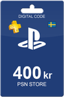 Playstation Network Card 400 SEK