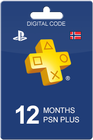 PlayStation Plus 365 days NO