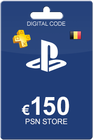 Playstation Network Card 150 Euro BE