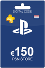 Playstation Network Card 150 Euro NL