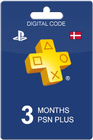 PlayStation Plus 90 days DK