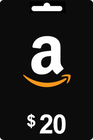 Amazon Gift Card 20 USD
