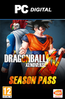 Dragon Ball: Xenoverse - Season Pass PC DLC