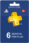 PlayStation Plus 180 days DK