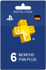Playstation Plus 180 Days Deutschland