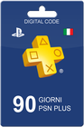 PlayStation Plus 90 days IT