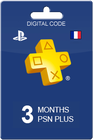 PlayStation Plus 90 Days FR
