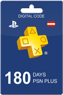 Playstation Plus 180 days Austria