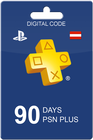 Playstation Plus 90 days Austria