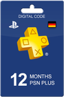Playstation Plus 365 Days Deutschland