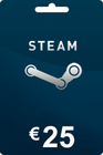Steam Gift Card 25 EUR