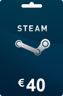 Steam Gift Card 40 EUR