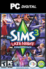 The Sims 3: Late Night PC DLC