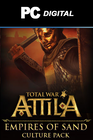 Total War: Attila - Empires of Sand Culture Pack PC DLC