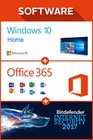 Win 10 Home + MS Office 365 Home Premium + Bitdefender 2017 1PC 1 yr.