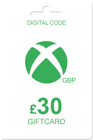 Xbox Gift Card 30 GBP