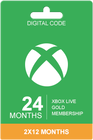 Xbox Live Gold 24 months